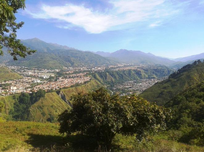 Vistas de Mérida, Venezuela