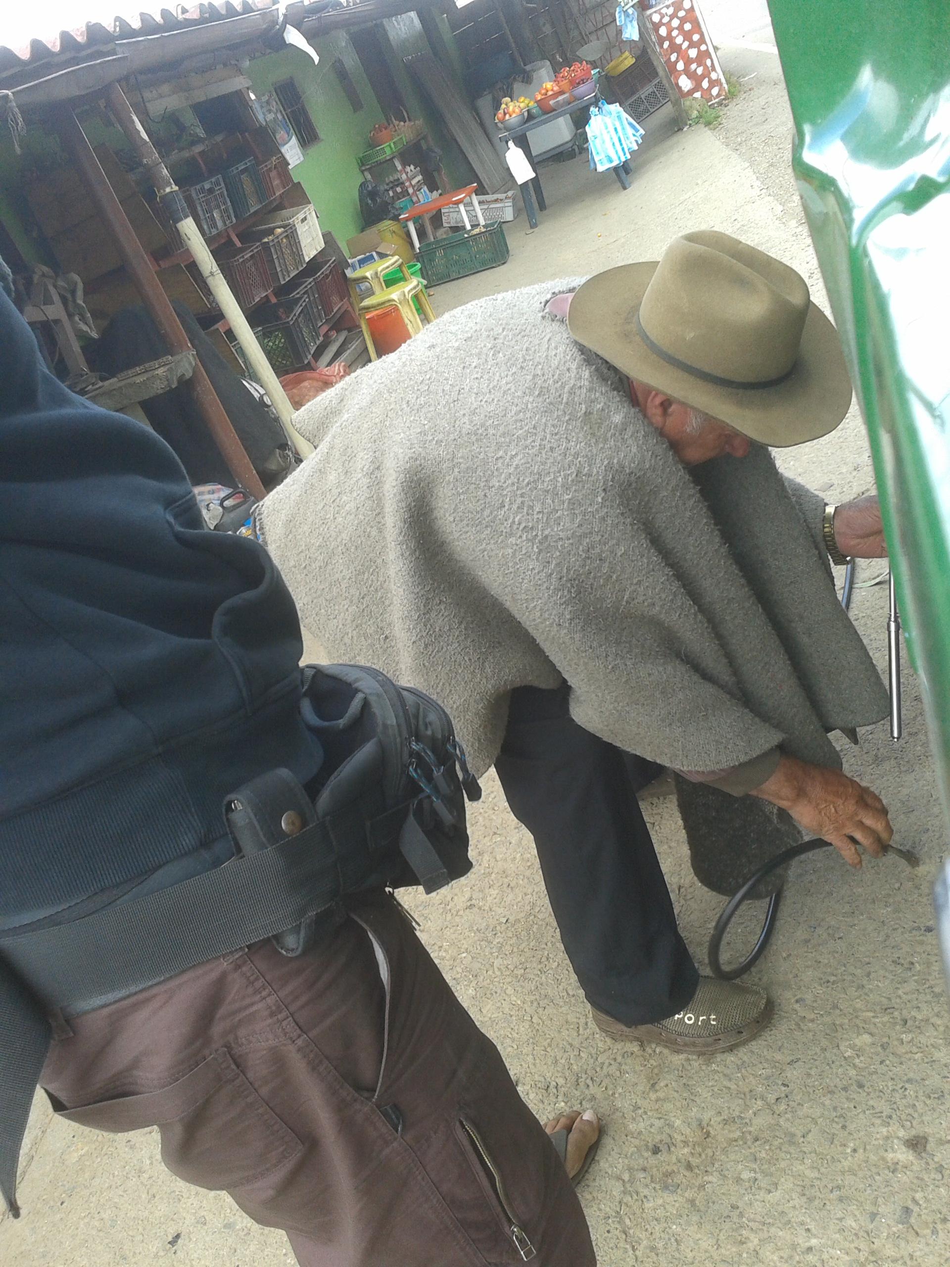 Perra colombiana del pueblo de los haticos guajira culeando - 5 4