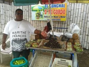 El Conchal de Mi Gordo, Pedernales