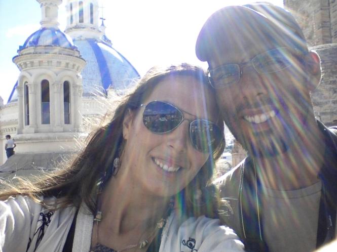 Cuenca, lindo lugar para celebrar el cumpleaños!
