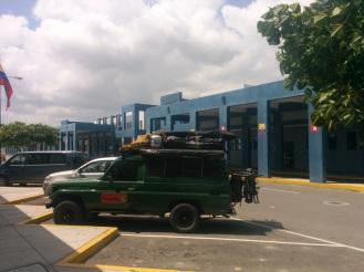 CEBAF. Frontera Ecuador Peru